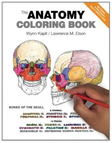 Download The Anatomy Coloring Book,16th Edition book pdf | audio id ..