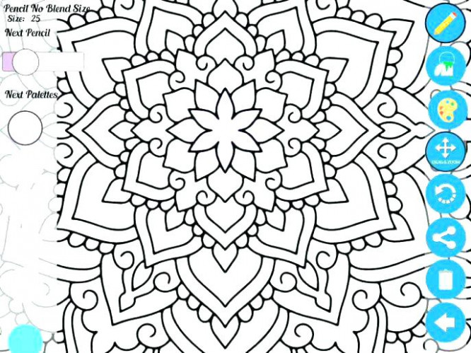 Elegant Zen Coloring Book App And Zen Coloring Book App And Related ..