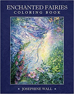 Enchnated Fairies Coloring Book: Josephine Wall: 14 ..