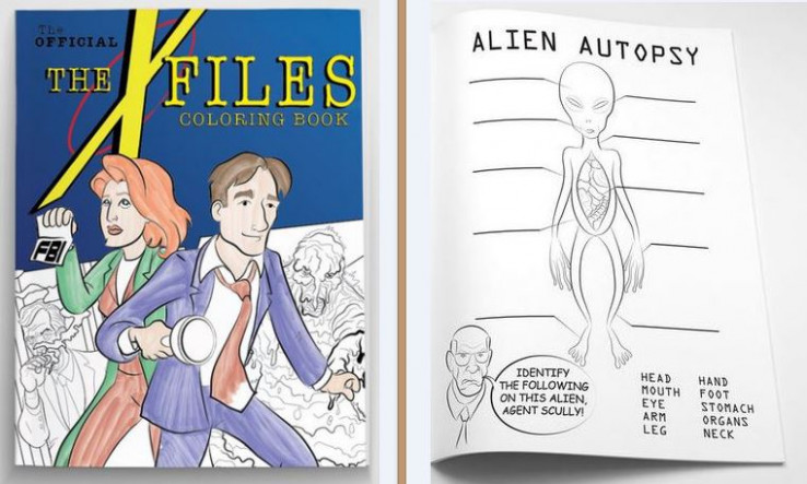 EVENT: iam18bit's The X-Files Art Gallery is Proof the Love for ...