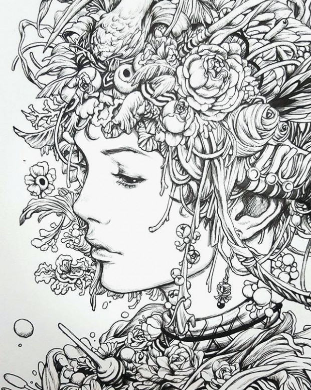 Find the Best Decorating Ideas Eirene Coloring Book by Nicholas F ...
