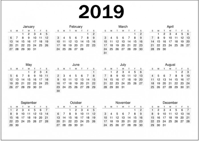 free download happy new year 13 calendar images. calendar for the ...