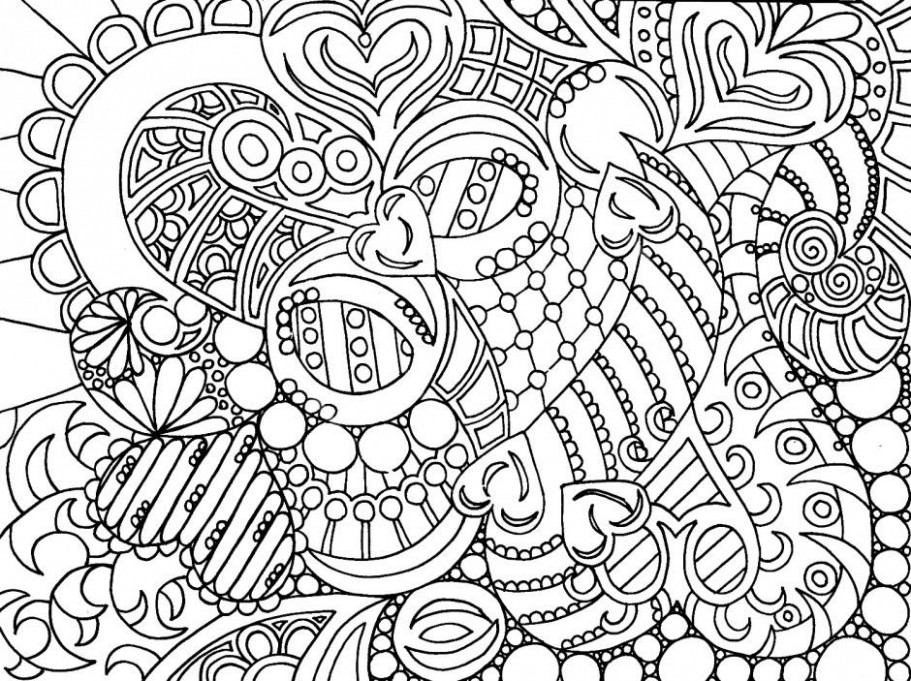 Free Online Colouring Pages Coloring Pages For Adults Coloring ...