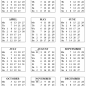 Free Printable Calendars and Planners 14, 14 and 14
