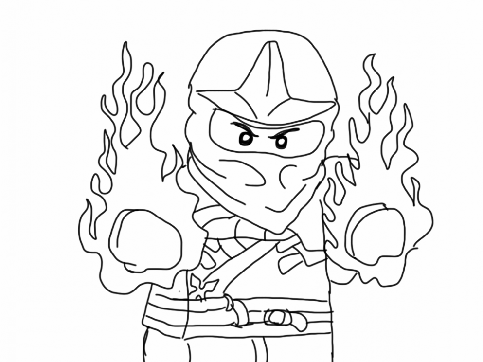 Free Printable Ninjago Coloring Pages For Kids | print outs ..