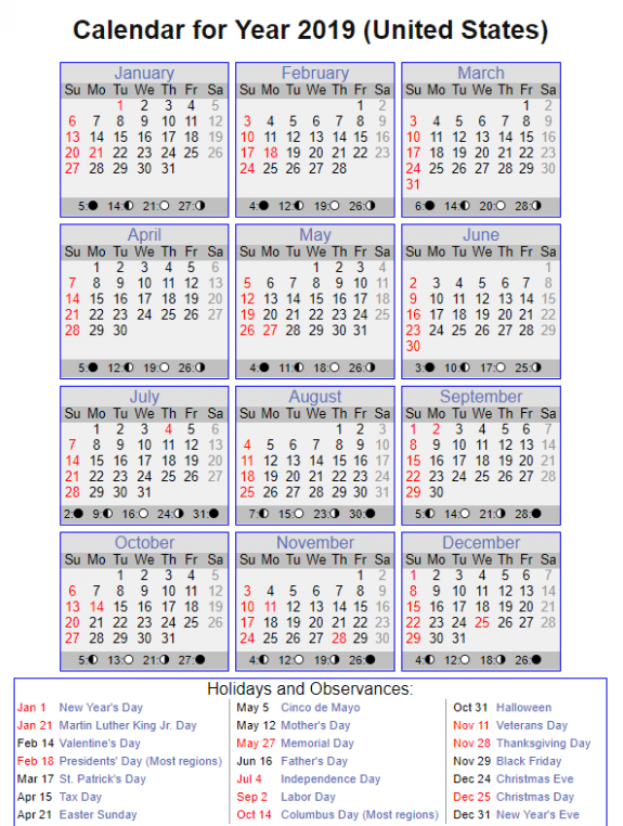 Free USA Calendar 14 PDF Excel Word Templates April 14 – swifte