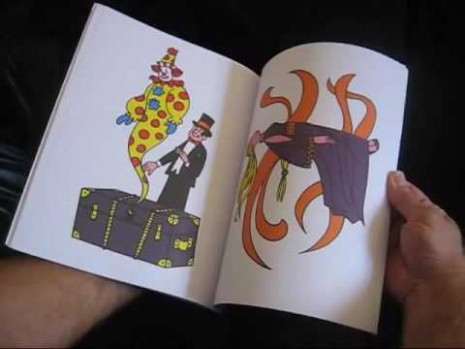 Fun Magic Coloring Book Amazing visual magic that's easy to do ...