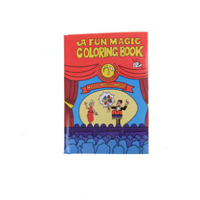 Fun Magic Coloring Book Magic Tricks Best For Children Stage Magic ..