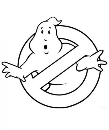 Ghostbusters Coloring Pages | A few of my favorite things ..