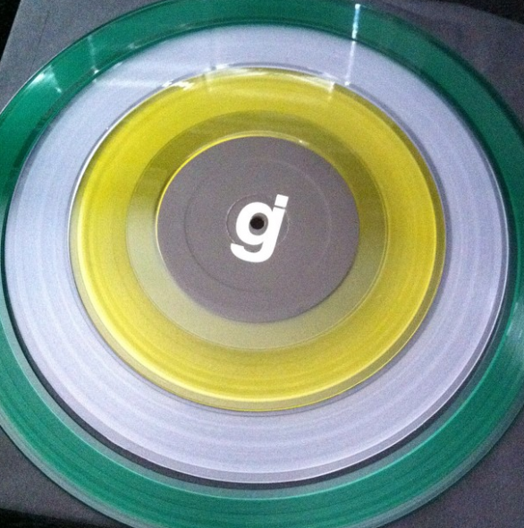 Glassjaw Coloring Book vinyl limited to 17 unique color combos 17/17 ..