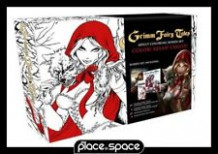 Grimm Fairy Tales Coloring Book Box Set by Ralph Tedesco, Joe Brusha ...