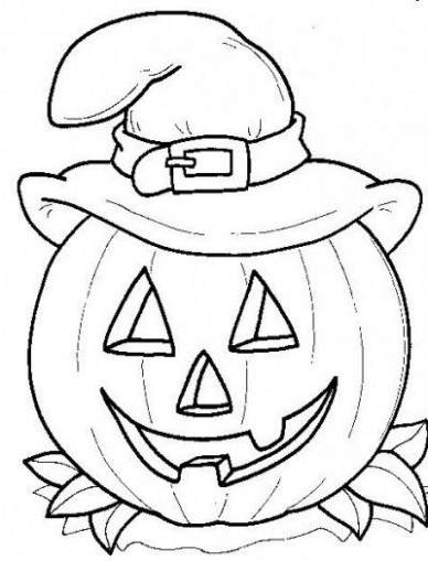 halloween coloring pages free printable | free halloween coloring ..