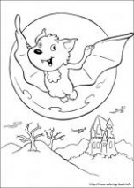 Halloween coloring pages on Coloring-Book
