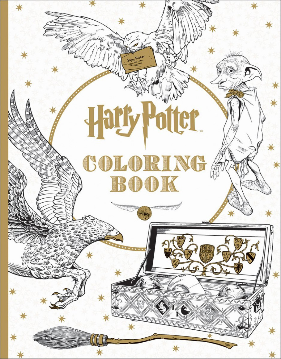 Harry Potter Coloring Book: Scholastic: 13: Amazon