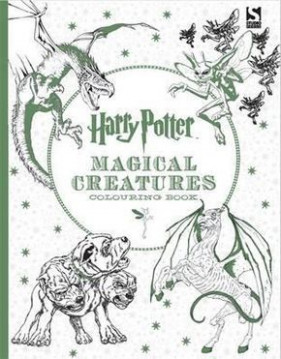 Harry Potter Magical Creatures Colouring Book Download (Read online ...