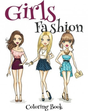 Holiday Sales are Upon Us! Get this Deal on Girls Fashion Coloring ..