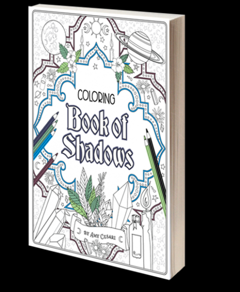 Home - Coloring Book of Shadows