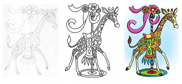How Integrity Coloring Books Got Started – where to make coloring book