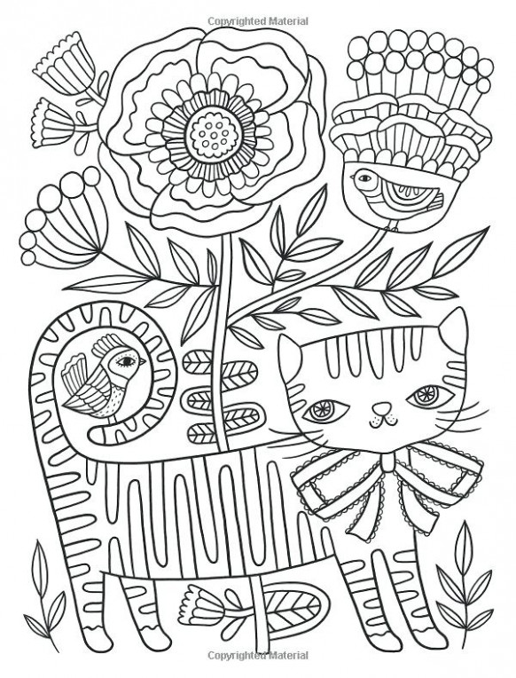 Ideas Klara Markova Coloring Book And 19 Klara Markova Magical ..