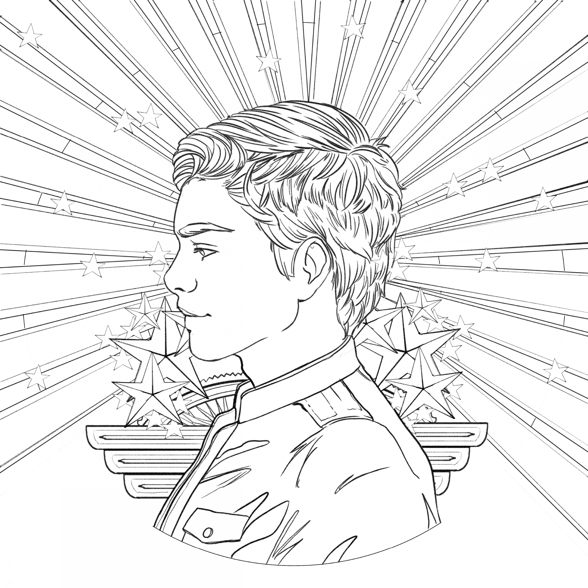 Image – Coloring book character profile Thorne.png   Lunar ..