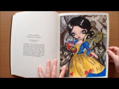 Jasmine Becket-Griffith Coloring Book A Fantasy Art Adventure ...
