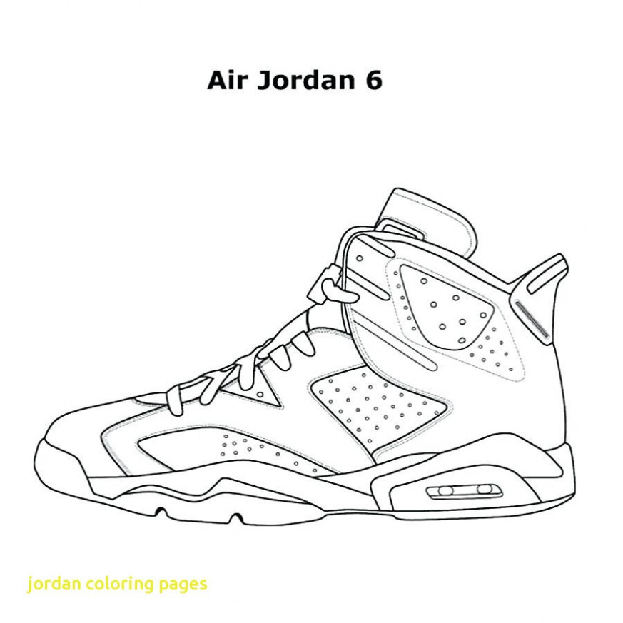 Jordan Coloring Pages 15 With Jordan Coloring Pages ..