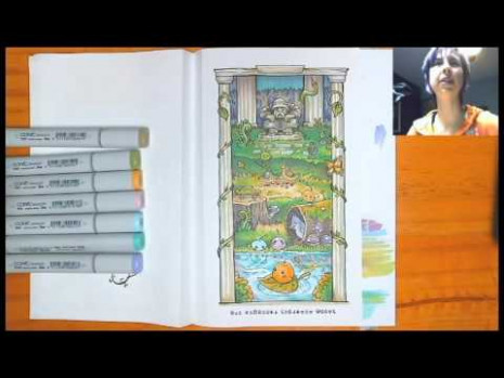 Junimo Coloring Book - Secret Woods - YouTube