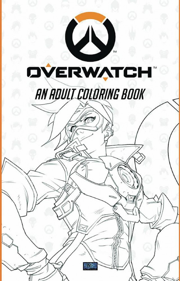 Kauf Graphic Novels / Trade Paperbacks - OVERWATCH COLORING BOOK SC ...