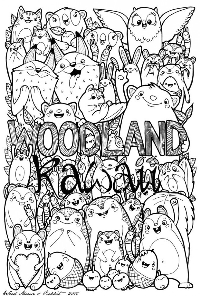 kawaii coloring pages for adults – Google Search   Stellah's Board ..