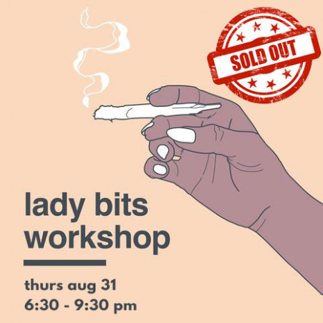 "Lady Bits: A Tokeativity Workshop with ""The Post Structuralist Vulva ..."
