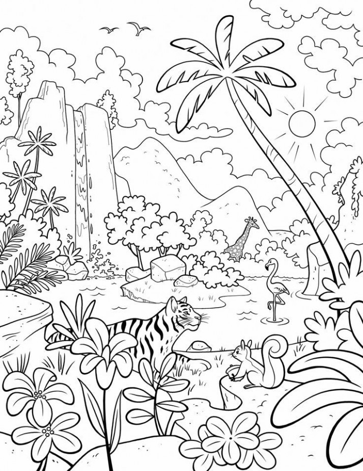 LDS Primary Coloring Pages | LDS / gospel coloring pages | Pinterest ..