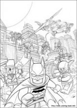 Lego Batman coloring pages on Coloring-Book