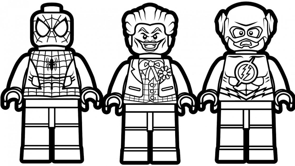 Lego Coloring Pages – Best Coloring Pages For Kids – lego coloring book