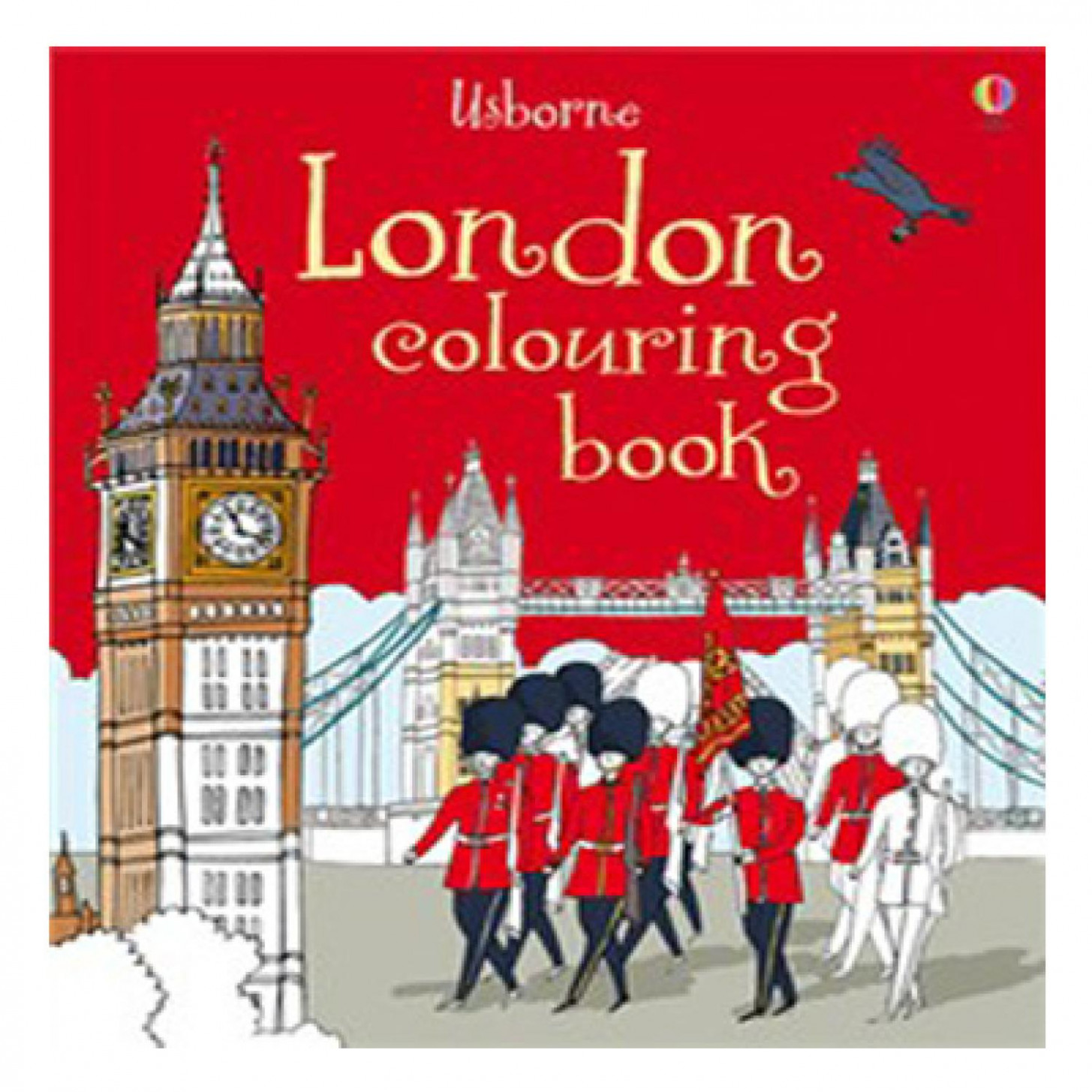 London Colouring Book | Struan Reid | 17 – london coloring book