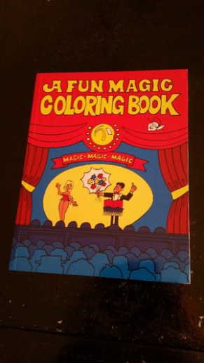 Magic Colouring Book – eddie redmayne magic coloring book