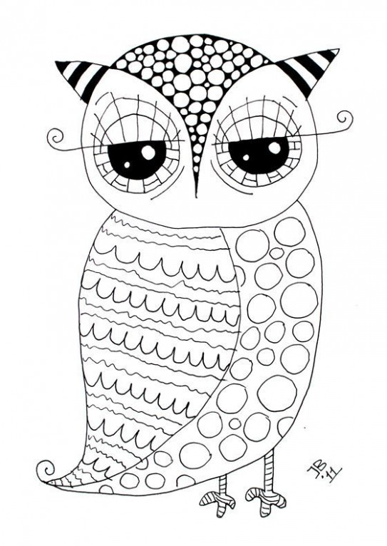 malvorlage übersetzung 20 | Eulen | Pinterest | Colouring pages, Owl ...