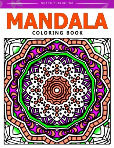 Mandala Coloring Book: Stress Relieving Patterns : Colorama Coloring ..