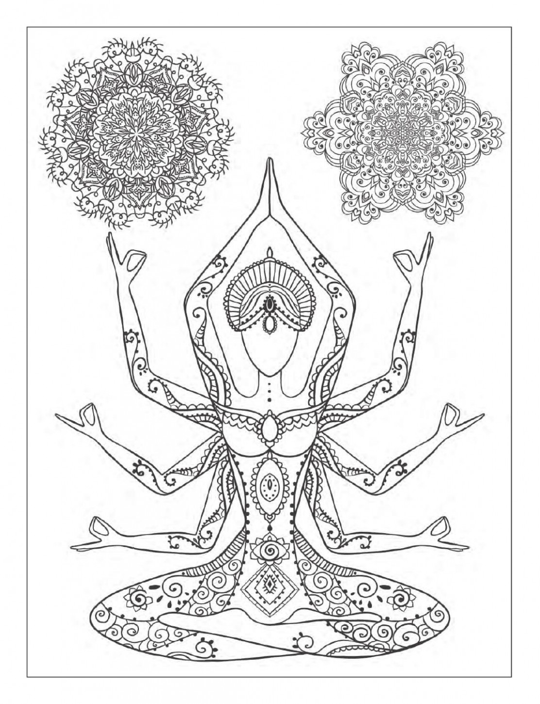 Mandala Coloring Pages Printable Read More About The Best For ...