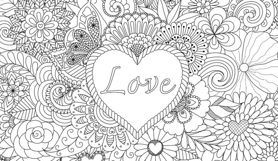 National Coloring Book Day: Free Coloring Books, Pages, And Coloring ..