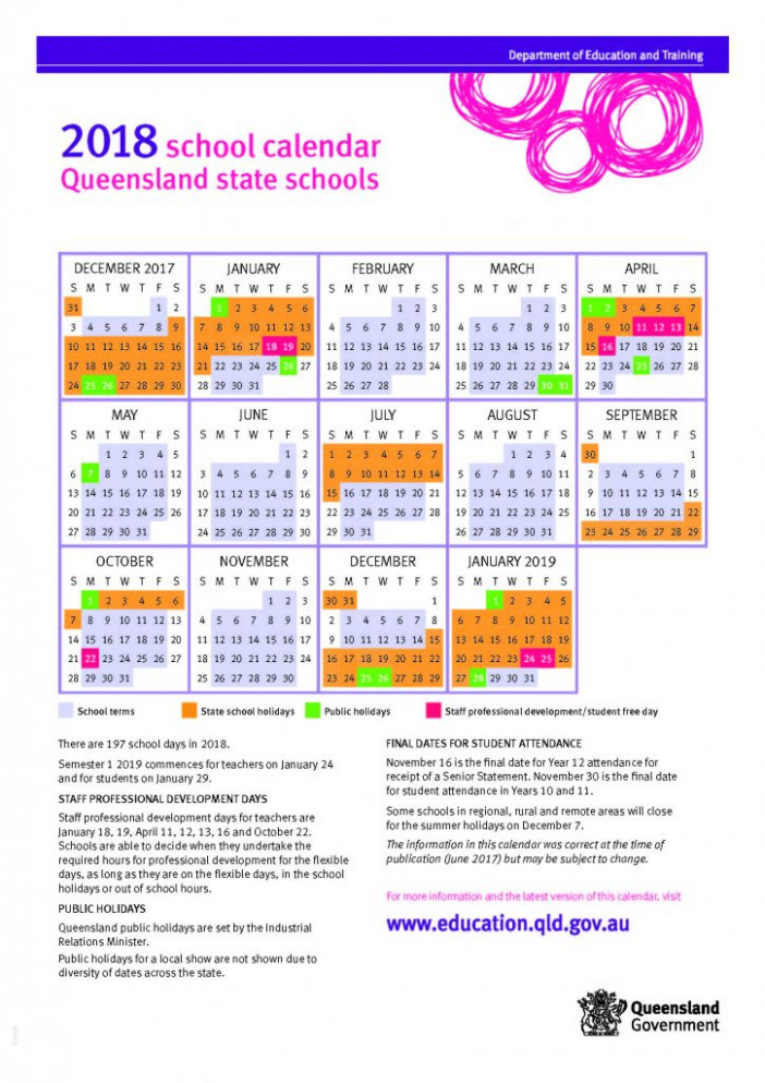 New 14 Design School Holiday Calendar 14