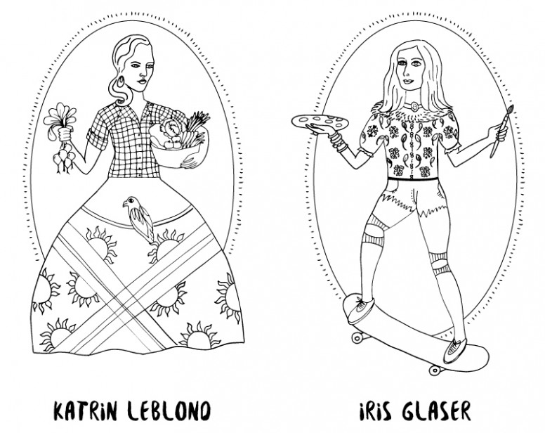 New Coloring Book Lets You Create Your Own Feminist Icon – Ms ..