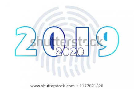 New Year 20 Calendar 20 Holiday Stock Vector (Royalty Free ..