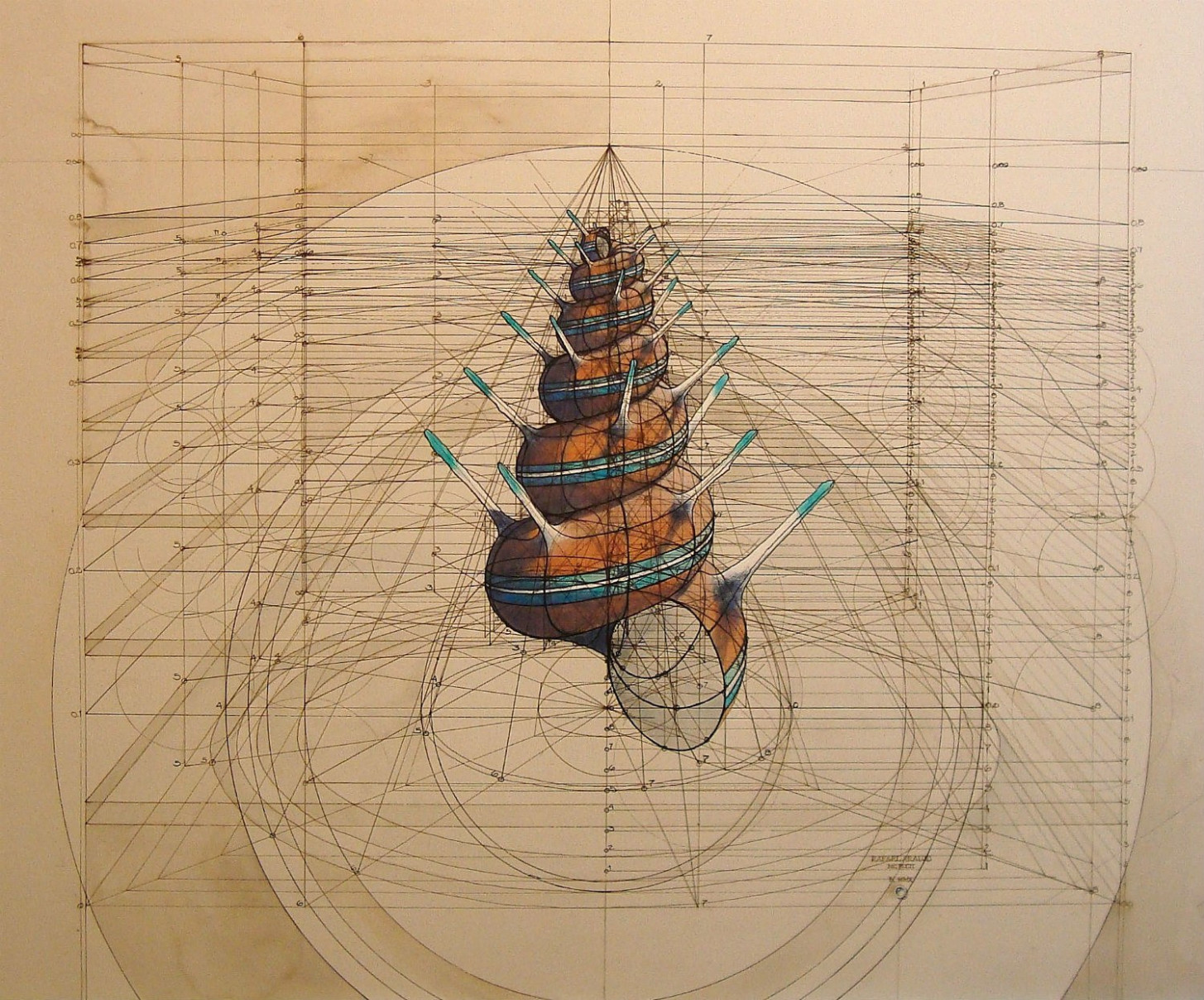 Now You Can Color Rafael Araujo's Wildly Complex Drawings Yourself ..