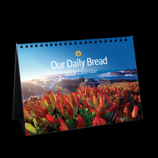 Our Daily Bread 17 Desk Calendar - NEW YEAR PRODUCTS 17! - Tamil New Year 2019 Calendar