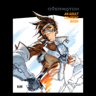 Overwatch: An Adult Coloring Book - Overwatch Wiki