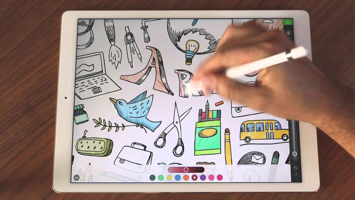 Pigment – The ONLY true coloring experience for iPhone and iPad ..