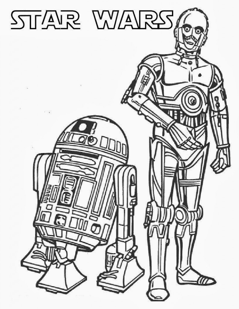printable star wars coloring pages | Coloring | Pinterest | Coloring ...