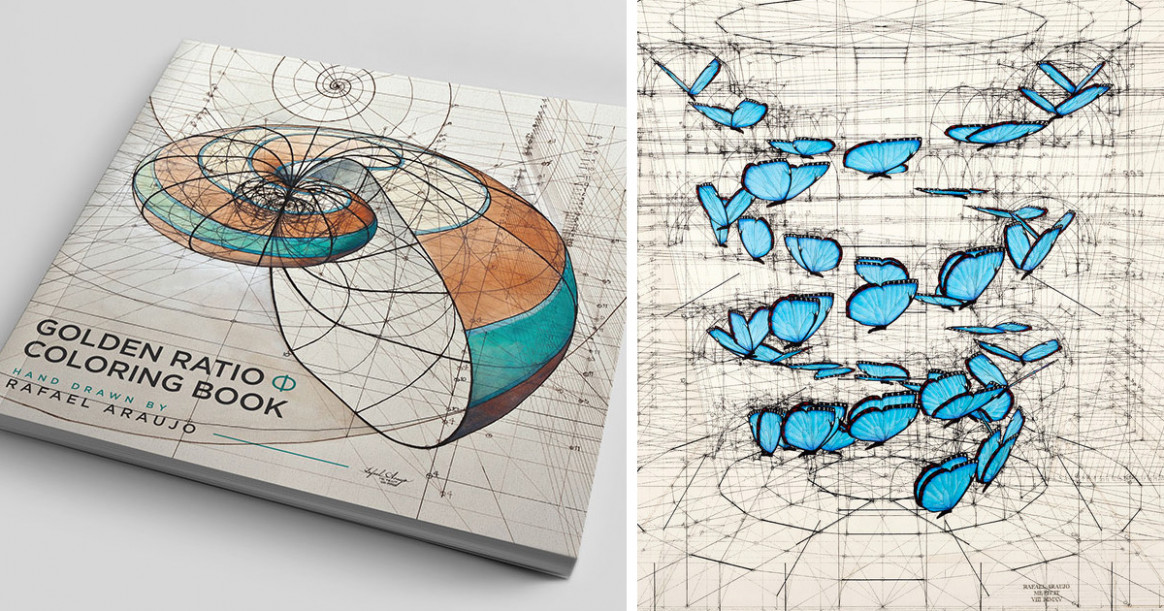 Rafael Araujo's Architectural Renderings of Life Now as a Coloring ..