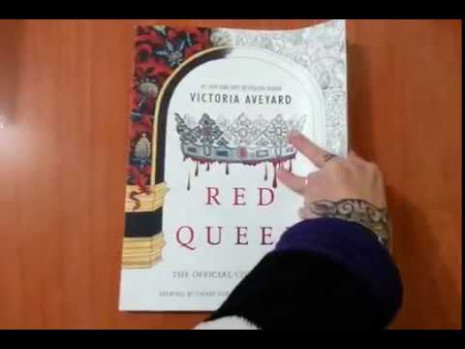 Red Queen: The Official Coloring Book – YouTube – red queen the official coloring book