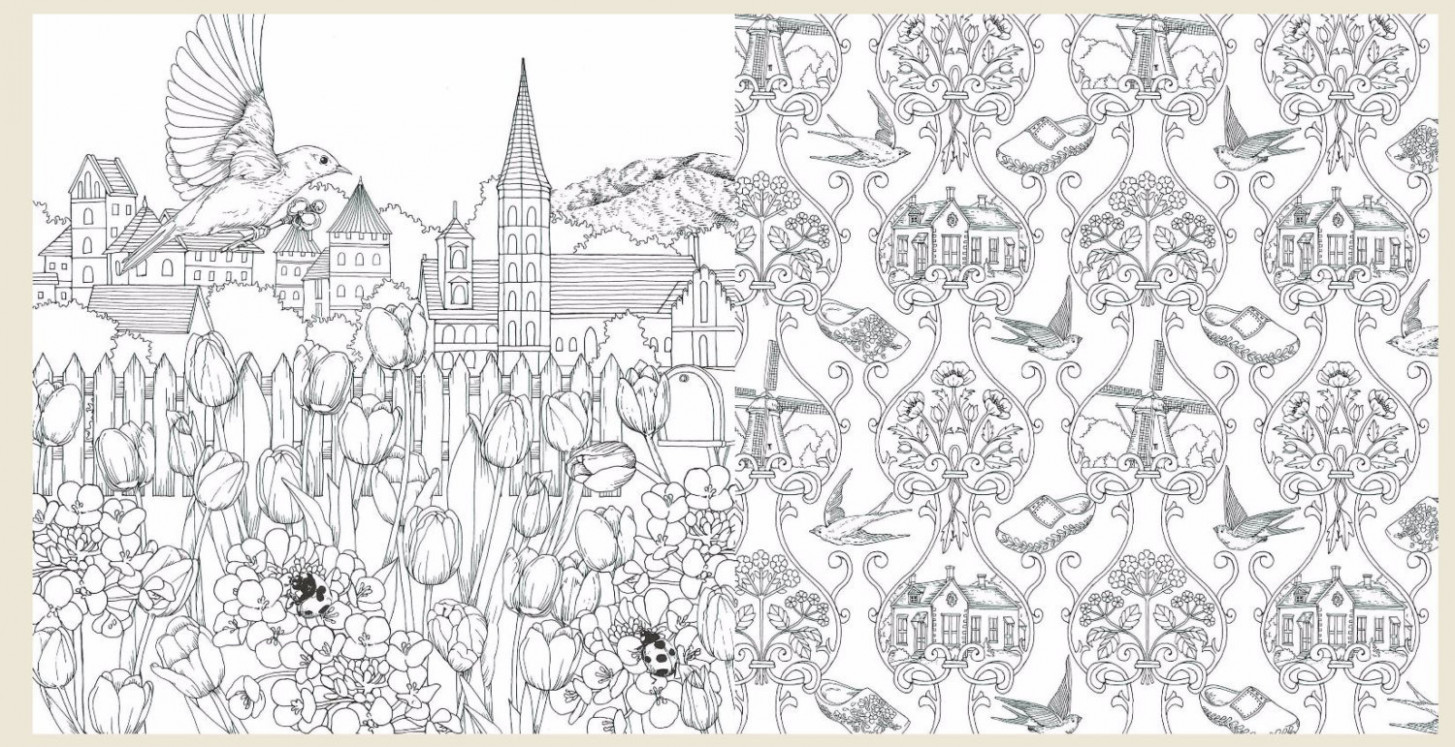 Rhapsody in the Forest Coloring Book – Livre and 16 similar items – rhapsody in the forest coloring book